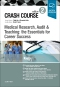 Crash Course Medical Research, Audit and Teaching: the Essentials for Career Success, 2nd Edition