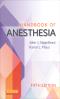 Handbook of Anesthesia, 5th Edition