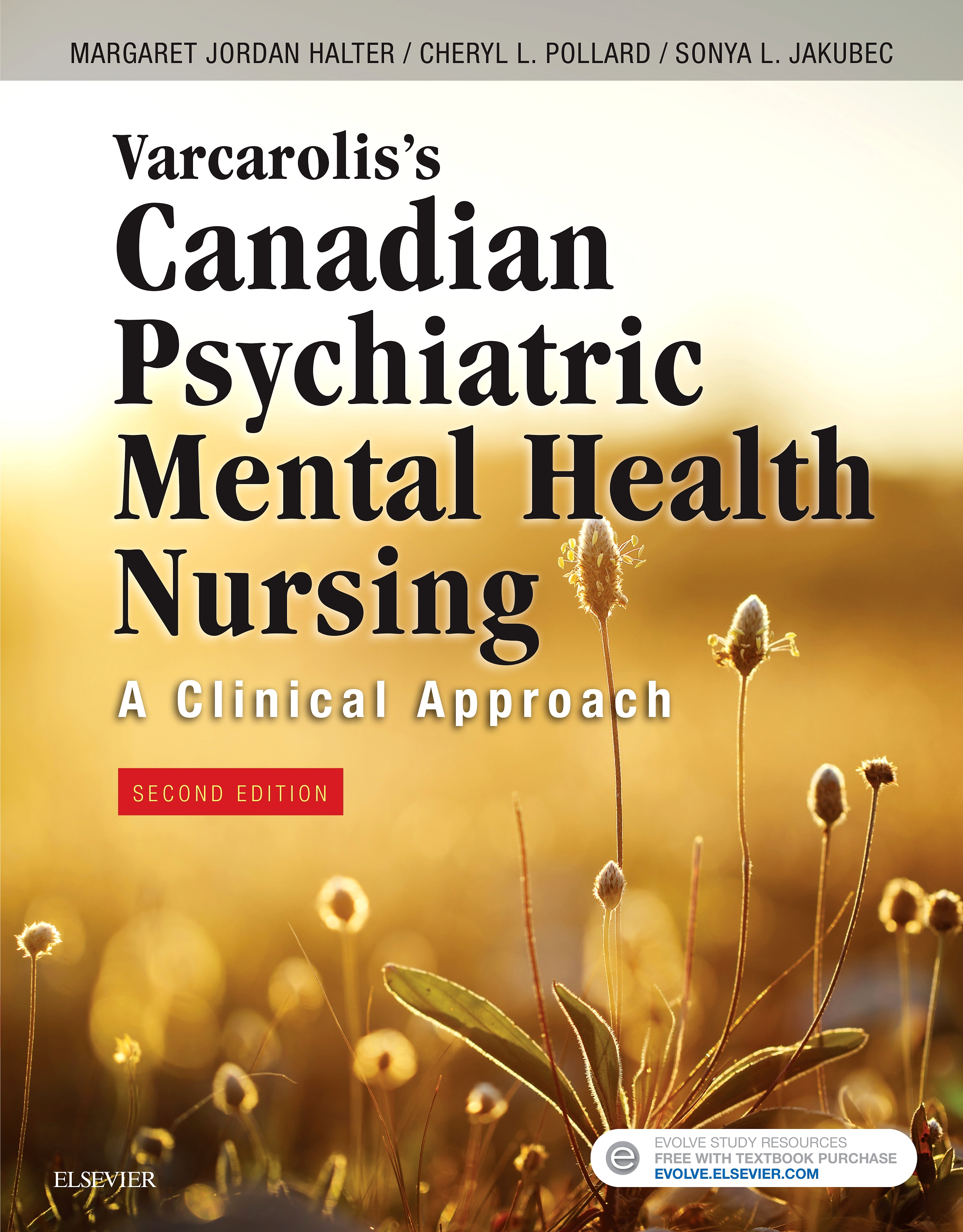 Evolve Resources for Varcarolis's Canadian Psychiatric Mental Health Nursing, Second Canadian Edition, 2nd Edition